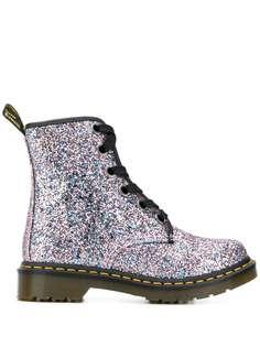 Dr. Martens ботинки с блестками