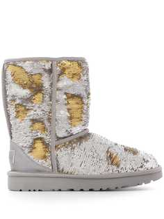 Ugg Australia Cosmos sequined ankle boots