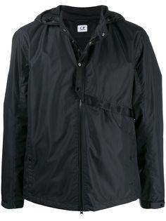 CP Company куртка с линзами на капюшоне