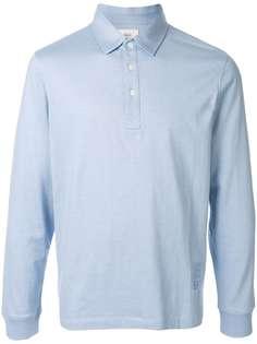 Kent & Curwen рубашка-поло в стиле колор-блок