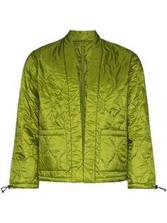 Sophnet. стеганая куртка без застежки