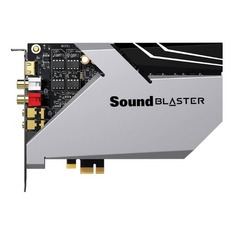 Звуковая карта PCI-E CREATIVE Sound Blaster AE-9, 5.1, Ret [70sb178000000]