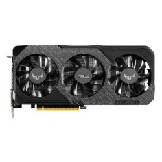 Видеокарта ASUS nVidia GeForce GTX 1660SUPER , TUF 3-GTX1660S-O6G-GAMING, 6Гб, GDDR6, OC, Ret
