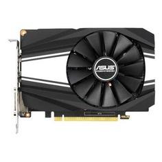 Видеокарта ASUS nVidia GeForce GTX 1660SUPER , PH-GTX1660S-O6G, 6ГБ, GDDR6, OC, Ret