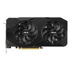 Видеокарта ASUS nVidia GeForce GTX 1660SUPER , DUAL-GTX1660S-A6G-EVO, 6Гб, GDDR6, Ret