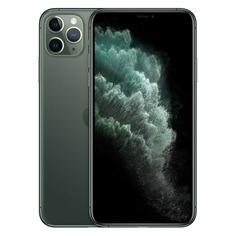 Смартфон APPLE iPhone 11 Pro Max 512Gb, MWHR2RU/A, темно-зеленый
