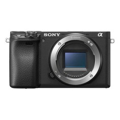 Фотоаппарат Sony Alpha ILCE-6400 body, черный [ilce6400b.cec]