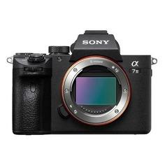 Фотоаппарат Sony Alpha ILCE-7M3 body, черный [ilce7m3b.cec]