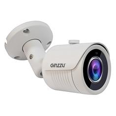 Камера видеонаблюдения GINZZU HAB-5031A, 3.6 мм, белый
