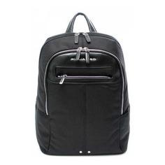 Рюкзак Piquadro Link CA3214LK2/N черный натур.кожа/ткань