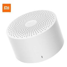 Портативная колонка XIAOMI Mi Compact Bluetooth Speaker 2, 5Вт, белый [qbh4141eu]