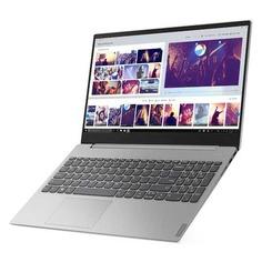 "Ноутбук LENOVO IdeaPad S340-15IWL, 15.6"", IPS, AMD Ryzen 3 3200U 2.6ГГц, 4Гб, 256Гб SSD, AMD Radeon Vega 3, Free DOS, 81NC006BRK, серый"