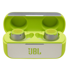 Наушники Bluetooth JBL Reflect Flow Green