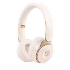 Наушники Bluetooth Beats Solo Pro Wireless Noise Cancelling Ivory