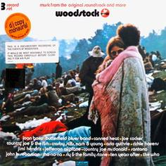 Виниловая пластинка Warner Music Woodstock:Music From The OST and More, Vol. 1