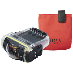 Видеокамера Flash HD Pocket Canon Legria Mini Kit Red