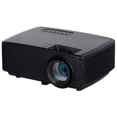 LED видеопроектор мультимедийный Rombica Ray Smart X1400 (MPR-X140)