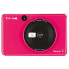 Мульти-функциональный фотоаппарат Canon Zoemini C Bubble Gum Pink (CV-123-BGP)