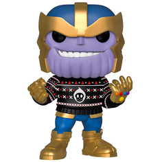 Фигурка Funko POP! Bobble: Marvel: Holiday: Thanos
