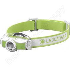 Светодиодный налобный фонарь led lenser mh5 400 лм, аккумулятор 501952