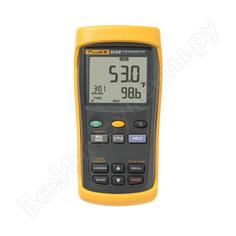 Контактный термометр fluke 53 ii b