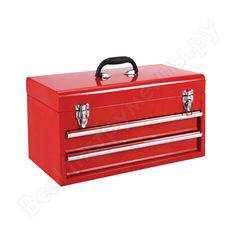 Ящик для инструментов с 2-мя выдвижными полками wedo wd1329