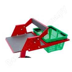 Багажник с корзиной для апм-350 про мобил к mbk0020893