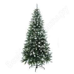 Искусственная ель beatrees снежная симфония с шишками 1.85 м 10112185