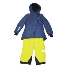 Комплект куртка/брюки Artel Галактика, цвет: синий
