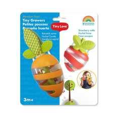 Развивающая игрушка Tiny Love Морковка и Клубничка