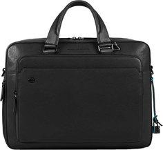 Кожаные сумки Piquadro CA4027B3/N