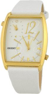 Японские женские часы в коллекции Happy Stream Женские часы Orient UBUF003W-ucenka