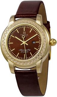 Золотые женские часы в коллекции Celebrity Женские часы Ника 1071.1.3.65A Nika