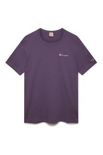 Фиолетовая футболка Champion