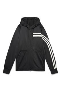 Черная куртка с капюшоном Y-3