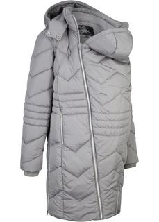 Куртки Пальто для беременных, со вставкой для малыша Bonprix