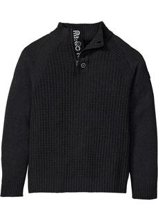Мужские пуловеры Пуловер из переработанного хлопка Bonprix