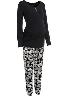 Одежда для беременных Пижама для кормящих мам Bonprix