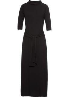 Платья с коротким рукавом Платье с эффектом запаха Bonprix
