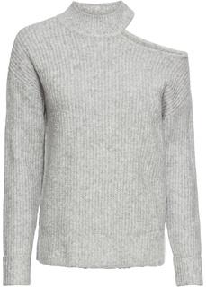 Пуловеры Пуловер с высоким воротником Bonprix