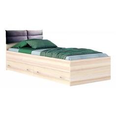 Кровать односпальная Виктория-ПП с матрасом 2000x900 Наша мебель