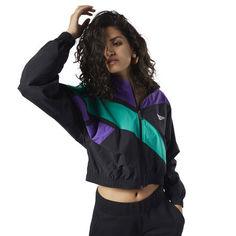 Укороченная спортивная куртка Classics Vector Reebok