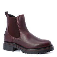 Ботинки TAMARIS 1-1-25474-23 бордовый
