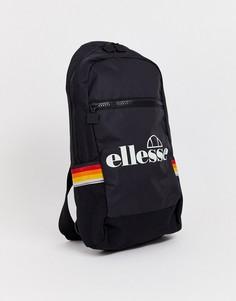 Черная сумка ellesse Stolla-Черный