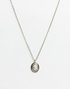 Ожерелье с подвеской Classics 77-Золотой