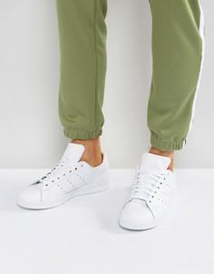 Белые кроссовки adidas Originals Stan Smith S75104-Белый