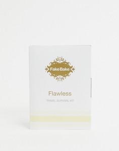 Дорожный косметический набор Fake Bake Flawless-Белый