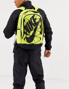 Желтый рюкзак Nike Hayward 2.0
