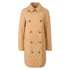 Куртки Burberry Двубортное пальто Tything Burberry