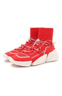 Текстильные кроссовки Kenzo